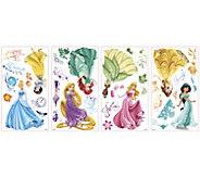 RoomMates Disney Princess Royal Debut Peel & Stick Wall Decals - H291530