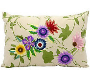 Mina Victory 14 x 20 Cotton Pillow - H366930