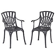 Home Styles Largo Dining Chair Pair - H286931