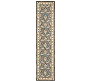 Nourison India House Blue 23 x 10 Runner - H297531
