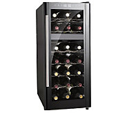 SPT 21-Bottle Wine Cooler Dual Zone with Heating - H366231