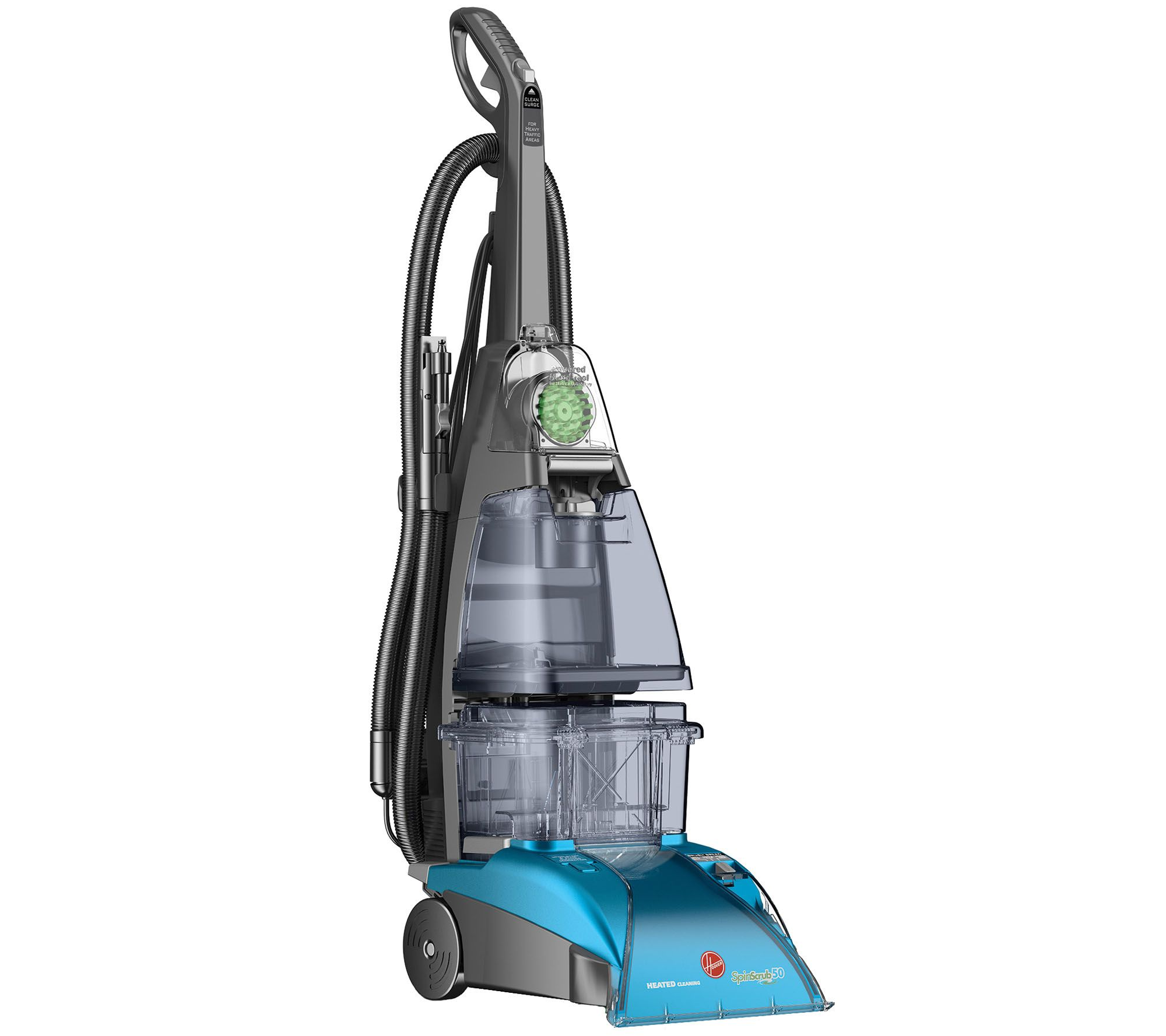 Hoover Deep Cleaning Steam Vacuum With Clean Surge Page