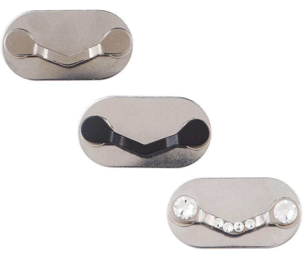 e6be4b552484 Set of 3 Readerest Magnetic EyeglassHolders by Lori Greiner - Page 1 —  QVC.com