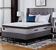 Sealy Luxury Hotel Full Pillowtop Mattress Set - H215632