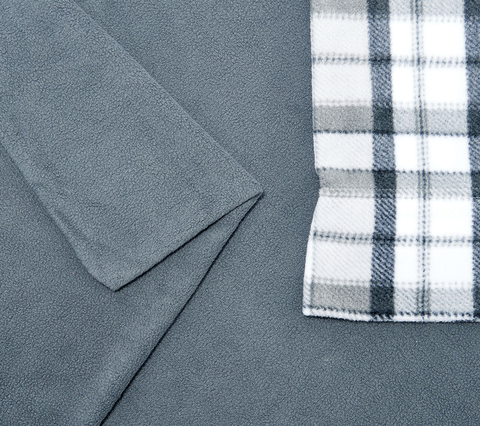 18% discount on a fleece sheet set for colder nights