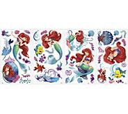 RoomMates The Little Mermaid Peel & Stick WallDecals - H291532