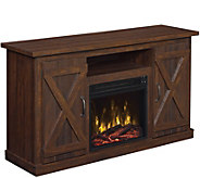 Classic Flame Cottonwood Fireplace TV Stand for  TVs up to 55 - H292532