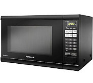 Panasonic 1.2 Cu. Ft. 1200W Countertop Microwave Oven - Black - H362332