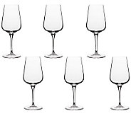 Luigi Bormioli 11.75-oz Intenso White Wine Glasses - Set of 6 - H364833