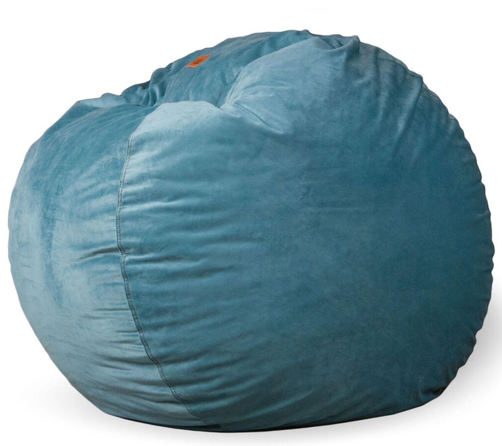 Excellent Cordaroys Full Size Convertible Bean Bag Chair By Lori Greiner Qvc Com Inzonedesignstudio Interior Chair Design Inzonedesignstudiocom