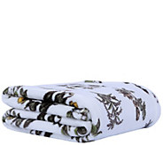 Berkshire Blanket Printed Garden Throw - H295534