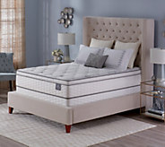 Serta Perfect Sleeper Hotel Excursion Pillowtop Full Mattress Set - H216335