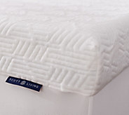 Scott Living California King 4 Reversible Memory Foam Topper - H218535