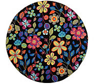 Safavieh Four Seasons 4 Diam Round Rug Indoor/Outdoor - H366435