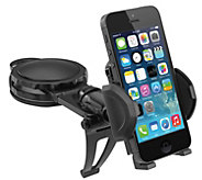 Fully Adjustable Car Dash Mount for Smartphone& GPS - H290836