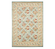 Lyndhurst Floral Lattice Power Loomed 8 x 11Rug - H356836