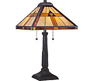 Quoizel Tiffany-Style Bryant Table Lamp - H287737