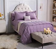 Northern Nights 500TC Cotton Hypoallergenic 650 Fill Power QN Down Blanket - H211138