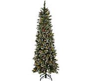 5 Glistening Pine Incandescent Slim Tree by Valerie - H212738