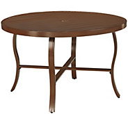 Key West 48 Round Outdoor Dining Table - H291838