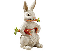 Design Toscano Carotene the Bunny Rabbit Statue - H300538