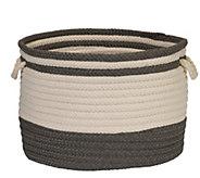 Bar Harbor Basket - 22x22x14 - H314138