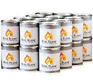 Real Flame Gel Fuel - 13-oz Cans - 24 Pack - H363038