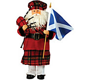 15 Scottish Santa by Santas Workshop - H293039