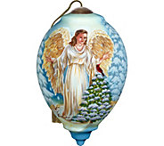 Winter Forest Angel Ornament by NeQwa - H294239