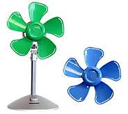 Keystone 10 Flower Fan with Interchangeable Heads - H301439