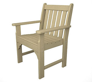 POLYWOOD Vineyard Arm Chair