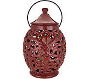 Illuminated Indoor/Outdoor Ceramic 15 Hurricane by Valerie - H210740