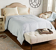 Amadeus Twin 100Cotton Woven Jacquard Down Comforter - H212640