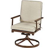Key West Swivel Rocking Chair - H291840