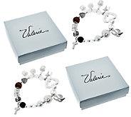 Anniversary S/2 7-1/4 Christs Story Bracelets by Valerie - H205342