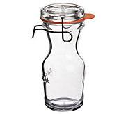 Luigi Bormioli Lock-Eat 8.5 oz Juice Jars, Setof 6 - H291242