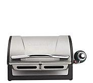Cuisinart Grillster 8,000 BTU Portable Gas Grill - H301542