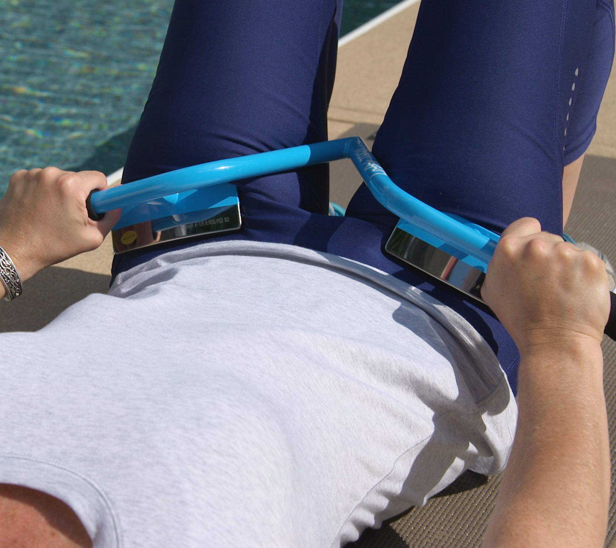 Lo Bak Trax Portable Spinal Traction Device By Lori