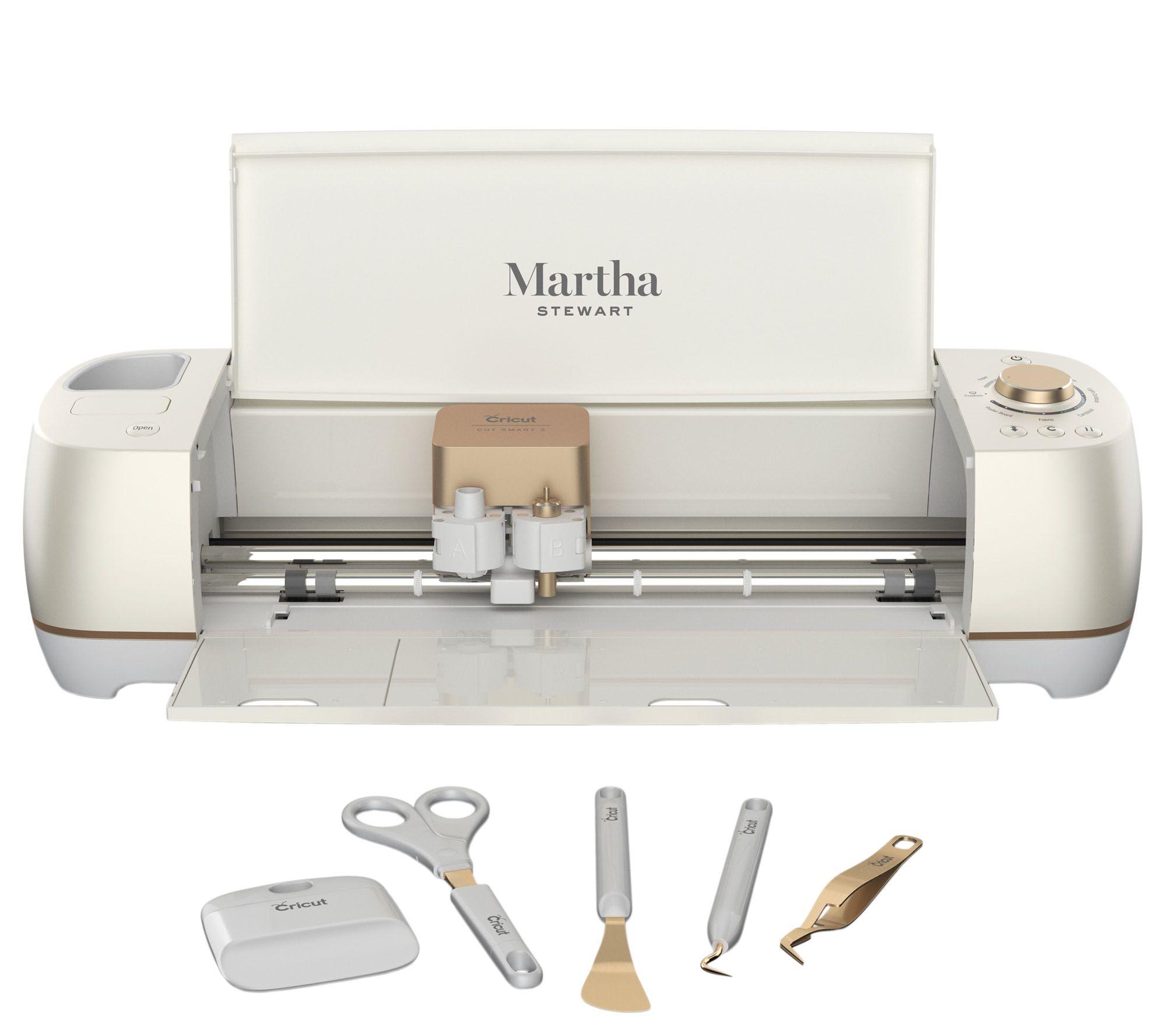 Cricut Explore Air 2 Cutting Machine Martha Edition Page 1 Qvc