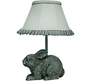 12 Garden Bunny Accent Lamp by Valerie - H292743