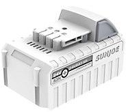 Air Joe/Sun Joe EcoSharp 24V 5 Ah Battery - H305243