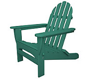 POLYWOOD Classic Adirondack Chair - H349843