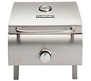 Cuisinart Professional Portable Gas Grill in Stainless Steel - H301544