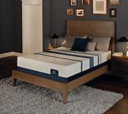 Serta iComfort Blue 100 Gentle Firm Queen Mattress Set - H293645