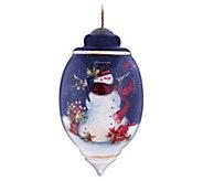 5-1/2 Christmas Eve Companion Ornament by NeQwa - H296545