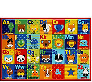 Smithsonian Alphabet 710 x 10 Area Rug - H301745