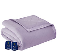 Shavel Micro Flannel King Electric Comforter/Blanket - H301945
