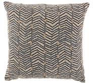 Studio NYC Arrow Embroidery Linen 16 x 16 Throw Pillow - H302445