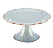 Lenox French Perle Pedestal Cake Stand - H365645