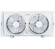 Optimus 7 Twin Window Fan - H368045